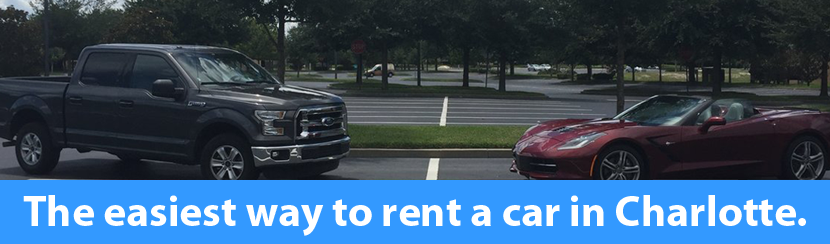 Rental Car Charlotte Nc >> Triangle Rent A Car North Tryon Street Charlotte Nc